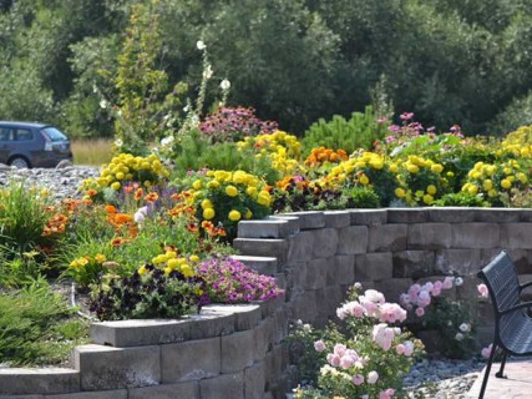 Trust the Landscaping Experts at Double Duty Inc. for Your Garden & Landscape Design needs in the Gallatin Valley, MT Area