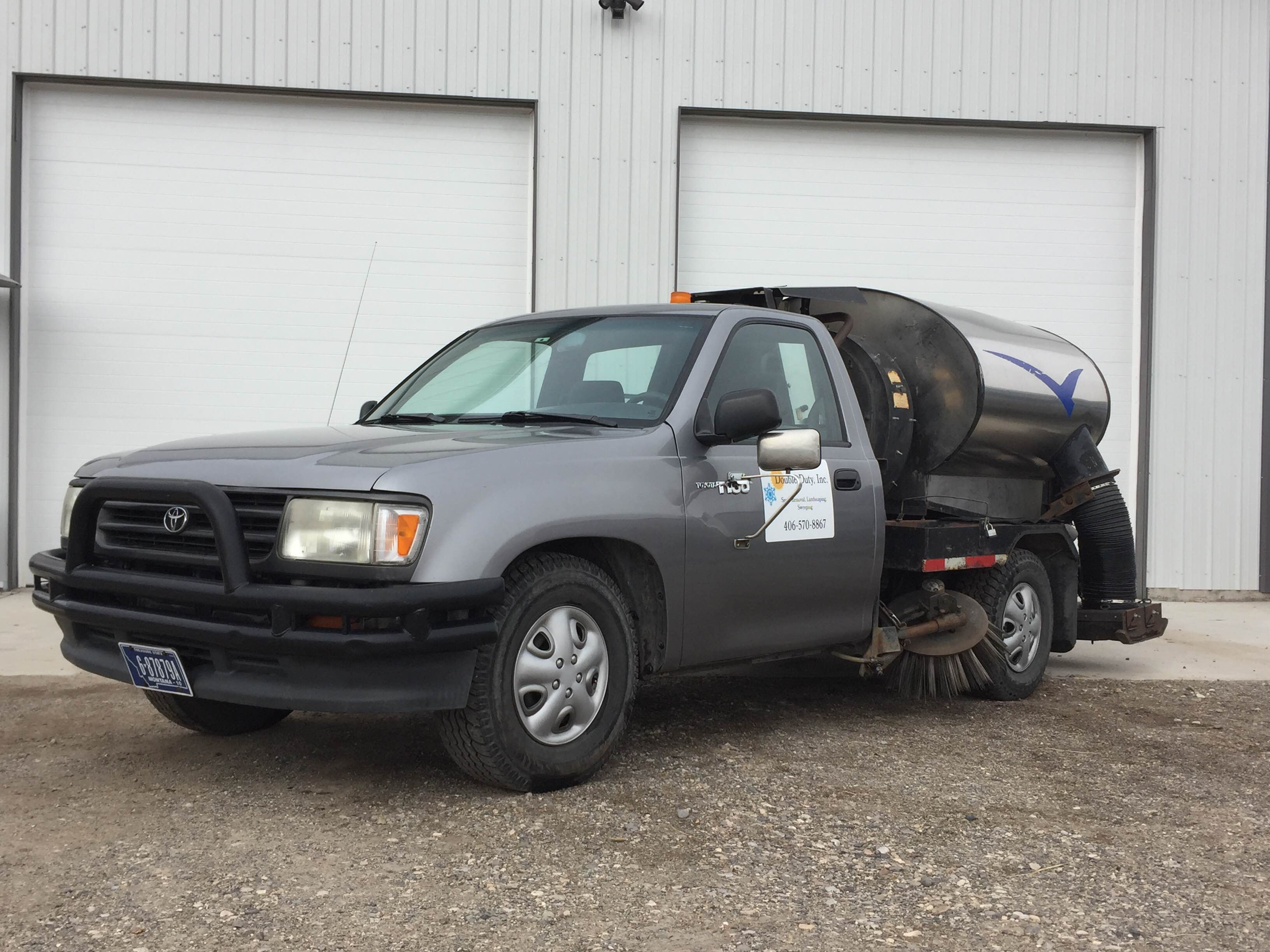 Street Sweeping Services in Bozeman, MT